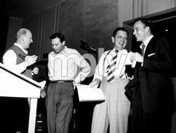 Sinatra and Alan