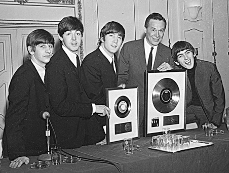 Beatles Dad Gold Records copy.png