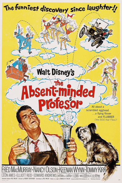 The-Absent-Minded-Professor-Robert-Stevenson-1961