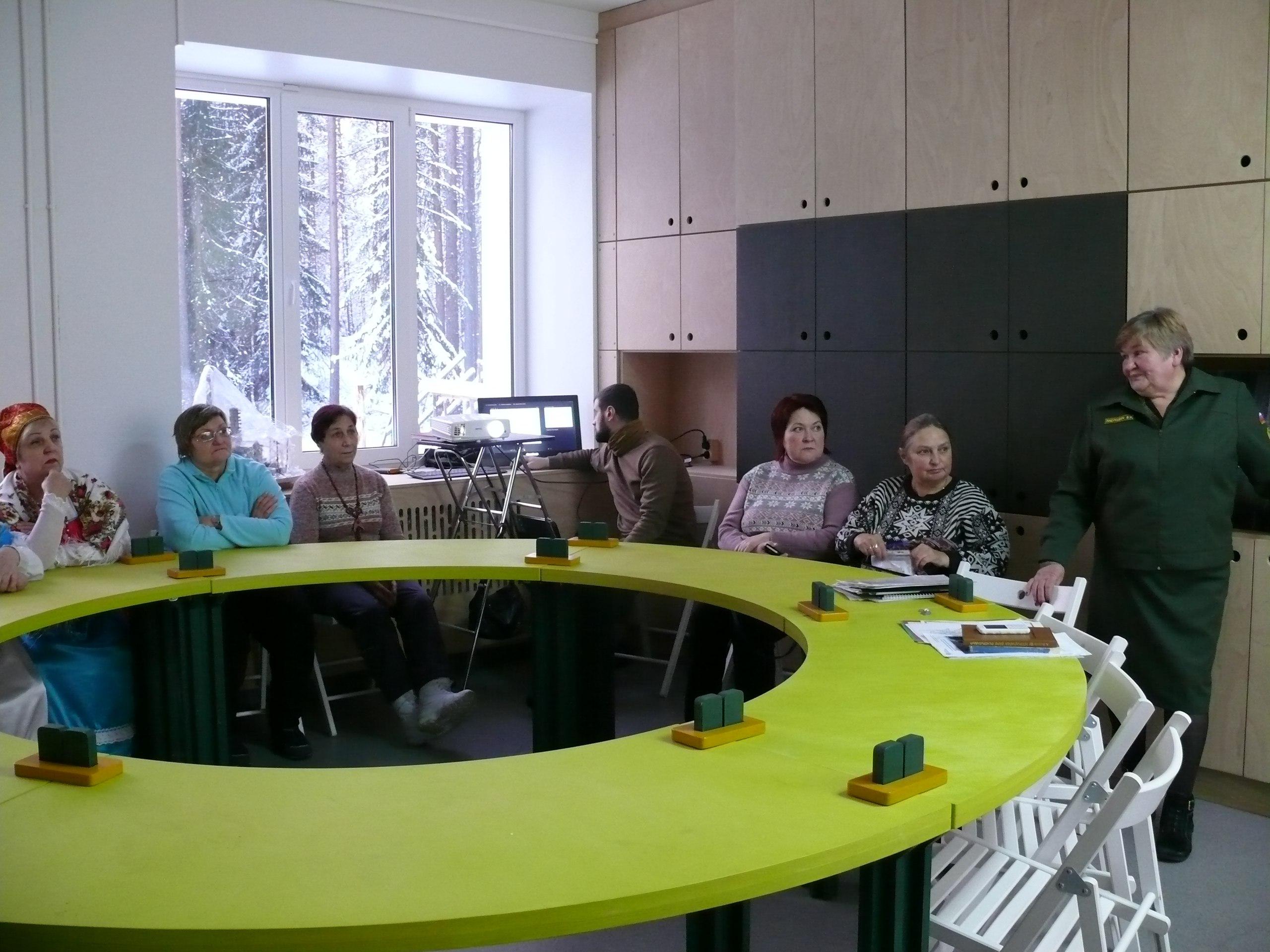 Заседание клуба 6