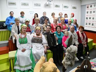 """Эпосу """"Калевала"""" 170 лет"""