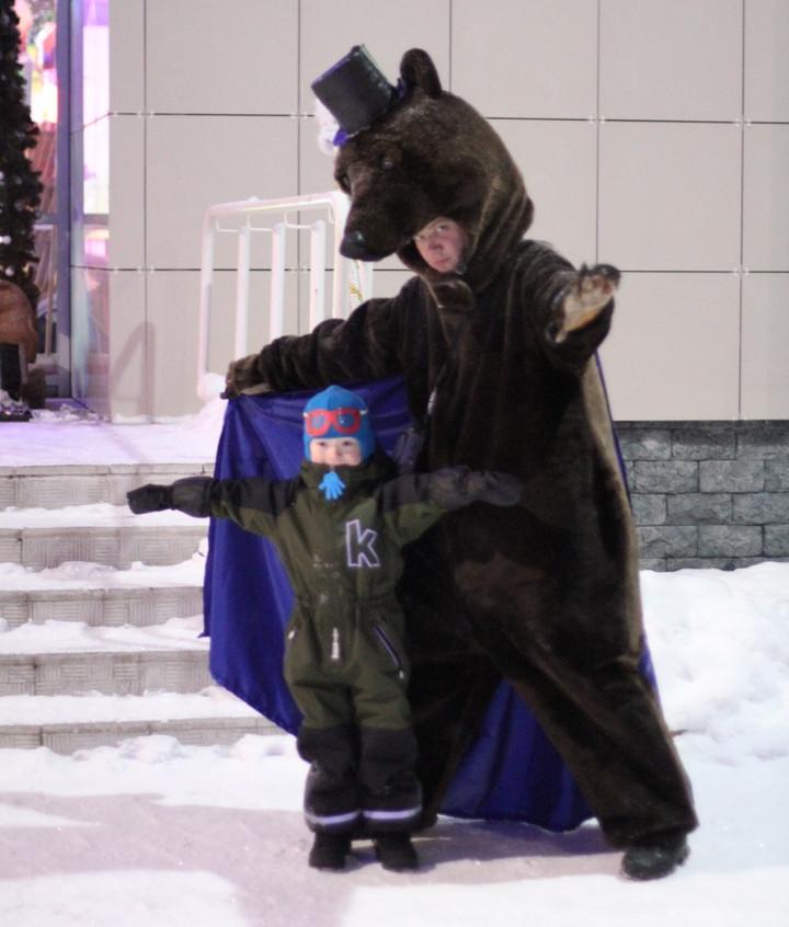 В гостях у заповедного Деда мороза96