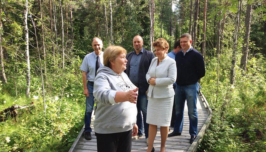 Валентина Николаевна Пацукевич рассказыв