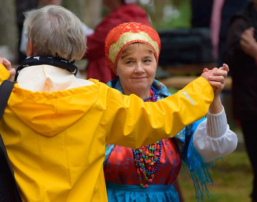 Карельские танцы