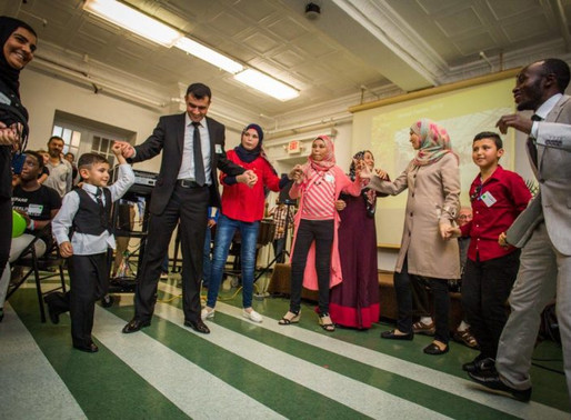 Stand with Refugees: Building a More Resilient Community