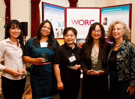 Self-Sufficiency for New Americans – the WORC Experience