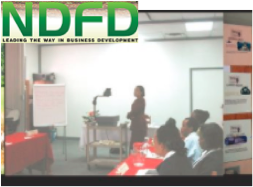 NATIONAL DEVELOPMENT FOUNDATION OF DOMINICA
