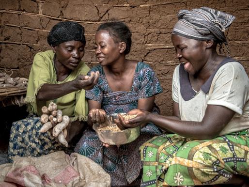 Reaching the Furthest Behind First: Women for Women International