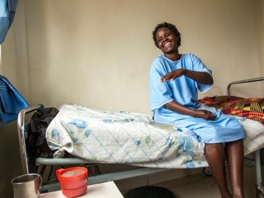 The Fistula Foundation, Giving Women a New Life