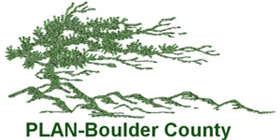 PLAN Boulder County Candidate Forum