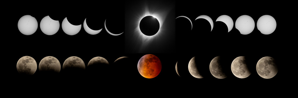 Great American Eclipses