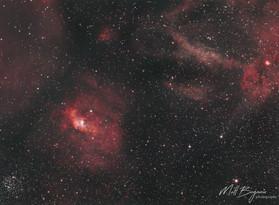 Bubble Nebula NGC7635_2nights_8hrs_Final