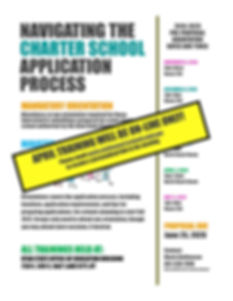 19-20 Charter App Process Training--Apri