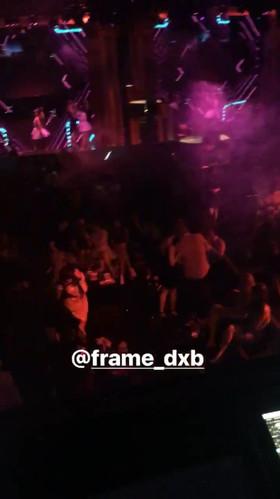 Frame night Club Dubai