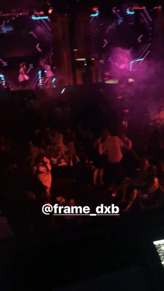 Frame night Club Dubai