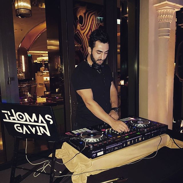 Every Wednesday 🎧  www.djthomasgavin