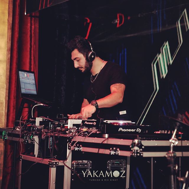 YAKAMOZ - New Turkish night in Town!_Eve