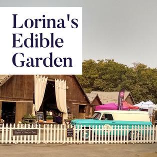Lorina´s Edible Garden