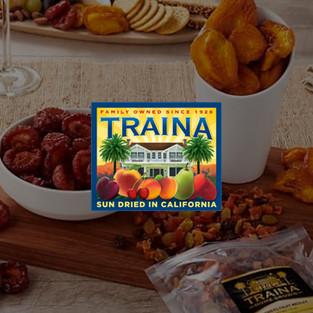 TRAINA DRIED FRUITS