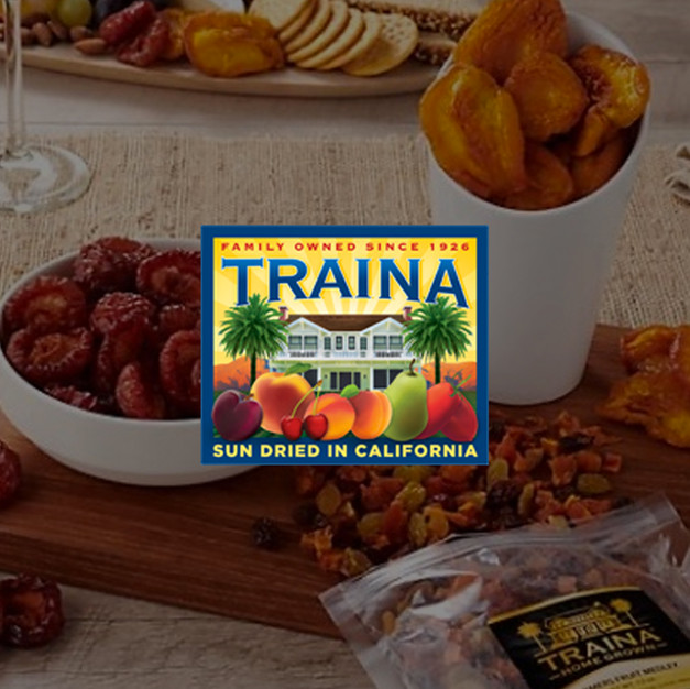 TRAINA DRIED FRUITS