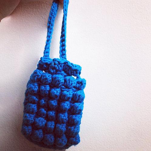 Crochet Cotton Soap Saver