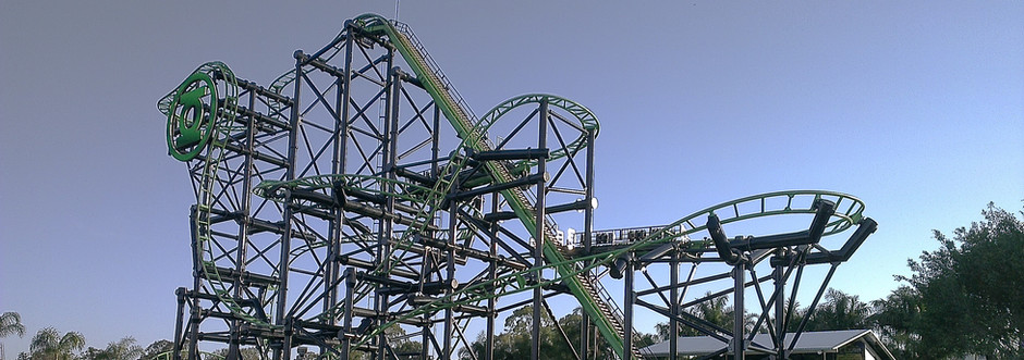 Theme park spotlight: Warner Bros. Movie World