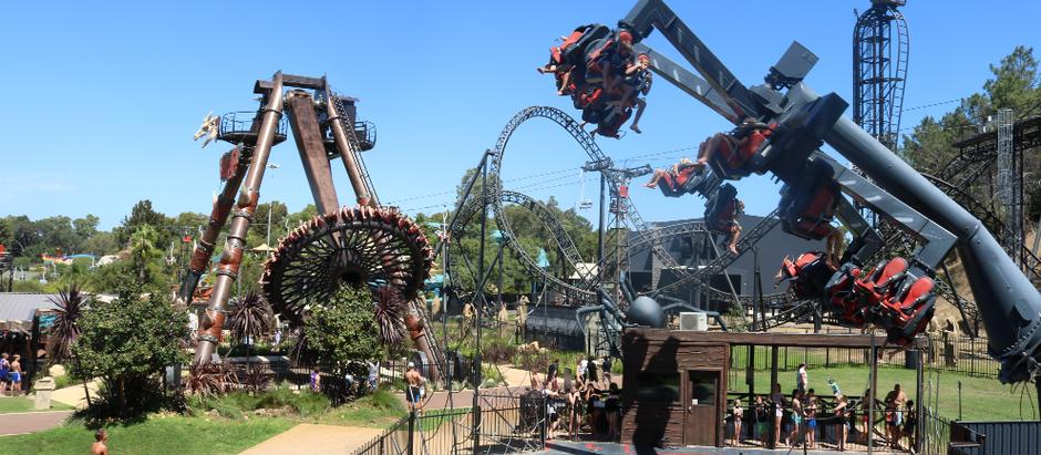 Australian Theme Park Updates