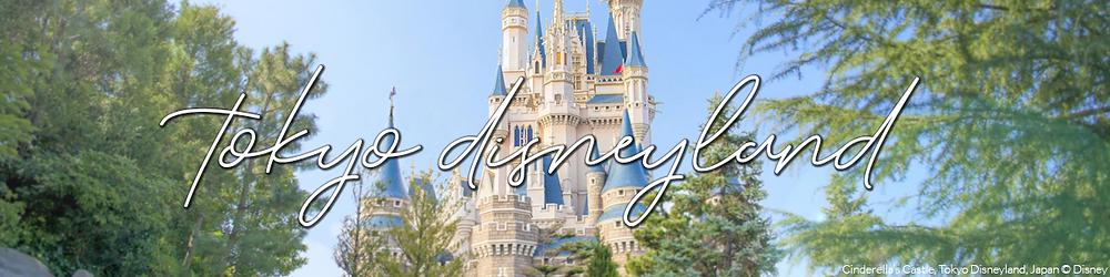 Tokyo Disneyland Update Banner