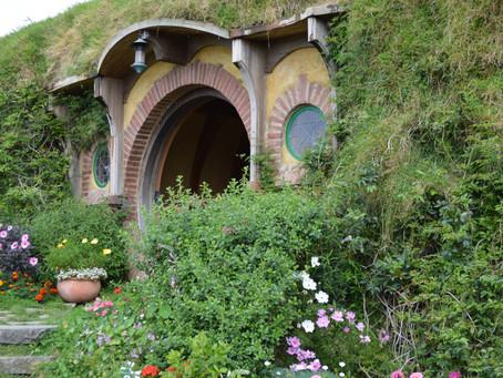 Hobbits, Elves and Dwarves. Oh my!
