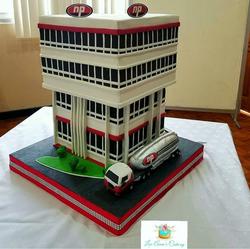NP Anniversary Cake