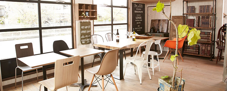 Kagu Cafe デザイン レストラン