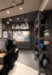 スポーツ メーカー 店舗デザイン 設計