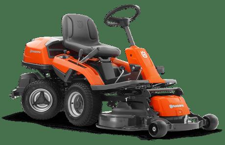 Husqvarna R 214TC Lawn tractor (inc deck)