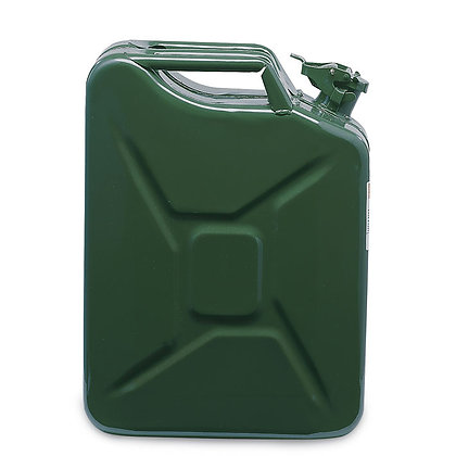 Metal Canister 20L Unit Only Without Spout Port