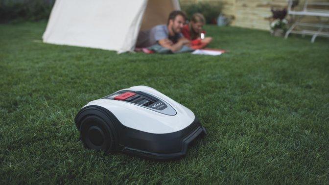 Honda Miimo HRM 310  Robotic Lawnmower