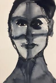 watercolour A4