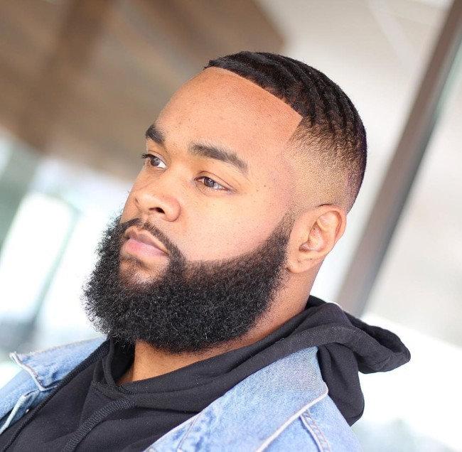 Coleman's Edge Up with Beard