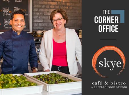 Skye Cafe & Bistro: Milton Rebello