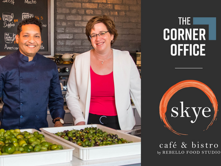 Skye Cafe & Bistro: Milton Rebello
