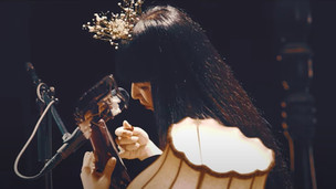 """Ichiko Aoba - bouquet (""""gift"""" at Sogetsu Hall Concert)"""