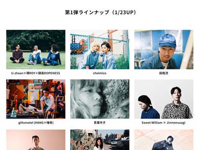 【Live】2019.4.27(土)-28(日)「ボタとサーカス」@スチールの森 京都