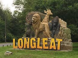 Giraffes, Monkeys & Lions - A Day At Longleat