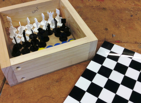 Skittles, Chess And Bottle Openers - Design & Tech At The Key