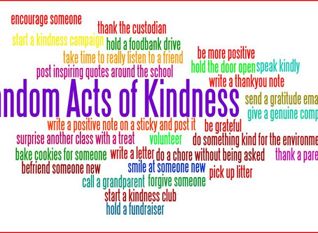 We're Rocking Kindness At The Key
