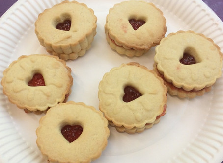 Jammie Dodgers & Quesadillas - Cookery At The Key