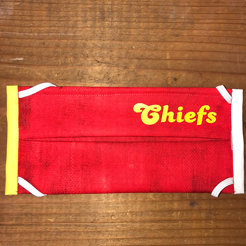 Chiefs Colors Mask