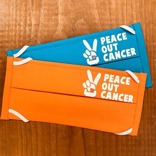 Peaceoutcancer.org - Teal or Orange