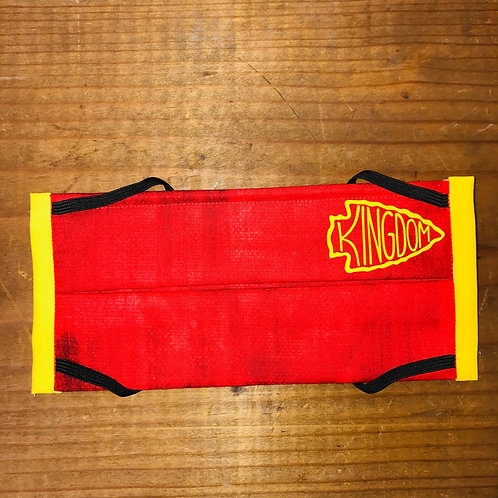 Chiefs Red Kingdom Mask