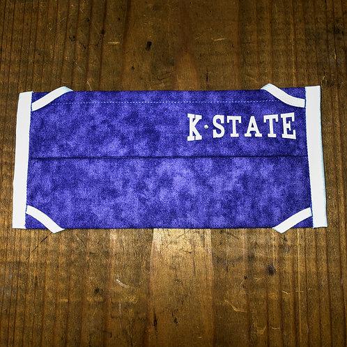 K-State Purple Mask