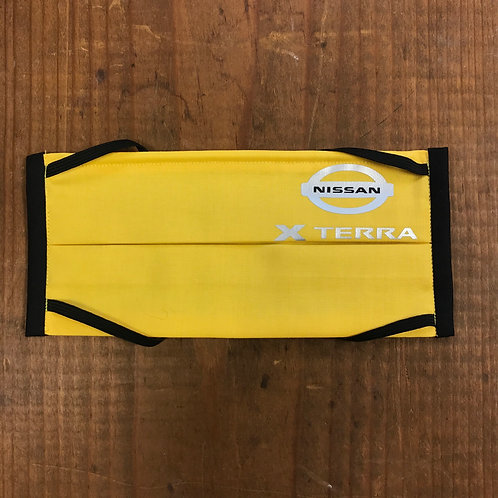 Nissan X-Terra Mask - Yellow